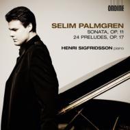 ピアノ・ソナタ、5月の夜、の前奏曲集 シーグフリードソン
