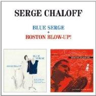 Blue Serge / Boston Blow-up