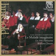 『病は気から』完全版 クリスティ&レザール・フロリサン、ザネッティ、ヴィス、他(1990 ステレオ)(2CD)