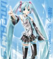 Hatsune Miku 5th Birthday Best -Impacts-