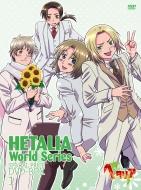 アニメ「ヘタリア World Series」 スペシャルプライスDVD-BOX1