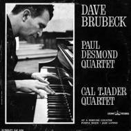 Dave Brubeck Quartet〜paul Desmond Quartet〜cal Tjader