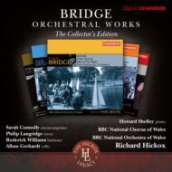 管弦楽作品集 ヒコックス&BBCウェールズ・ナショナル管弦楽団(6CD)