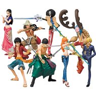 Super Modeling Soul ONE PIECE Straw Hat Pirates -Gekitou! Fish Man Island Battle (8 Pieces per Box)