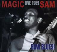 Live 1969 Raw Blues
