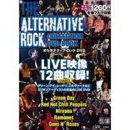 THE ALTERNATIVE ROCK COLLECTION DVD BOOK