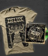 Delux: Package #6 (+delux Lady Justice Girl's T-shirt)