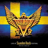 Live At Sweden Rock Festival (+DVD)