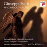 マニフィカト、グローリア ロンデッリ&マリインスキー劇場管弦楽団、フリットリ、他