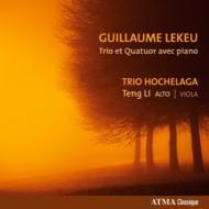 ピアノ三重奏曲、ピアノ四重奏曲 トリオ・オシュラガ、テン・リー