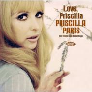 Love Priscilla Her Solo 1960s Recordings