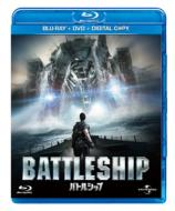 Battleship [Blu-ray&DVD,+Digital Copy]