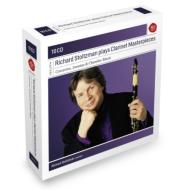 Richard Stoltzman Plays Clarinet Concertos, Sonatas & Chamber Music (10CD)