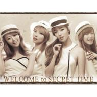 WELCOME to SECRET TIME (+DVD)【初回生産限定盤B】