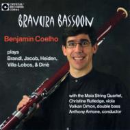 Benjamin Coelho: Bravura Bassoon
