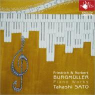 Piano Sonata, Etc: 佐藤卓史 +f.burgmuller: 25 Etudes