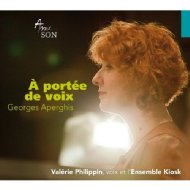 A Portee De Voix: Phillipin(Vo)J-p.causse / Ensemble Kiosk (+dvd-pal)