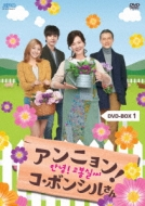 Go! Mrs.Go! Dvd-Box 1