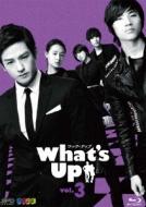 What's Up(ワッツ・アップ)Vol.3