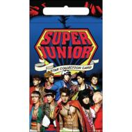 Super Junior Star Collection Card
