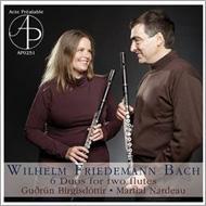 6 Sonatas For 2 Flutes: Birgisdottir Nardeau