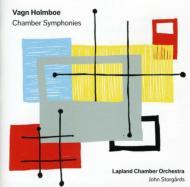 Chamber Symphony, 1, 2, 3, : Storgards / Lapland Co