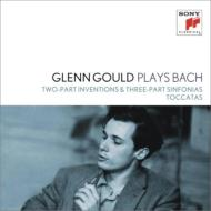 Invention & Sinfonia, Toccatas : Gould (3CD)