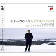 Piano Sonatas Nos.1, 2, 3, 5, 6, 7, 8, 9, 10, 12, 13, 14, 15, 16, 17, 18, 23, 30, 31, 32 : Gould (6CD)