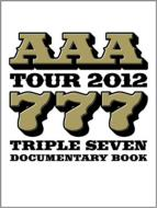 AAA TOUR2012-777 -TRIPLE SEVEN Documentary Book [Novelty: Lawson / L-PACA BOOKS Limited Post Card C (x2)]