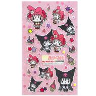 Madoka Magica My Melody & Kuromi Pukkuri Sticker