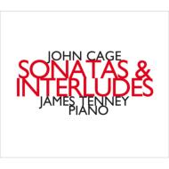 Sonata & Interlude : James Tenny(P)