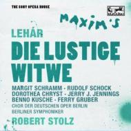 レハール(1870-1948)/Die Lustige Witwe: Stolz / Berlin So Schramm Schock Chryst Kusche