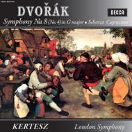 交響曲第8番、スケルツォ・カプリチオーソ:イシュトヴァン・ケルテス指揮&ロンドン交響楽団 (180グラム重量盤レコード/Speakers Corner)
