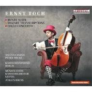 Bunte Suite, Cello Concerto: J.bruns / Kammersymphonie Berlin Mendelssohn Leipzig Co P.bruns(Vc)Blome(P)