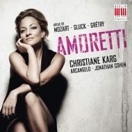 Soprano Collection/Amoretti-mozart Gluck Gretry: Opera Arias: Christiane Karg(S) J.cohen / Arcange