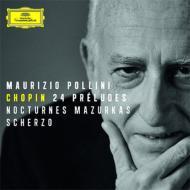 24の前奏曲、ほか ポリーニ(2011)