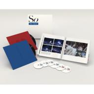 So -25th Anniversary (Deluxe Box Set)(4CD+2DVD+2LP)