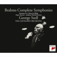 Comp.symphonies: Szell / Cleveland O +overtures, Haydn Variations