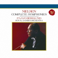 Comp.symphonies: Berglund / Royal Dansh O