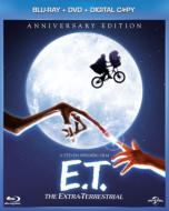 E.T.The Extra Terrestrial (+DVD)