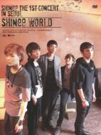 The 1st Concert: Shinee World (2DVD+PHOTOBOOK)