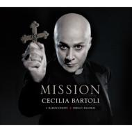 ステッファーニ(1653-1728)/Mission-arias: Bartoli(Ms) Fasolis / I Barocchisti (Dled)(Ltd)