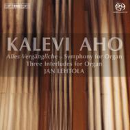 オルガン交響曲『すべてうつろいゆくものは』、3つのインターリュード ヤン・レヘトラ