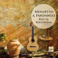 ギター五重奏曲第4番、第9番、メヌエット(ビオンディ&エウローパ・ガランテ)、チェロ協奏曲(イッサーリス、カンガス&オストロボスニア室内管)