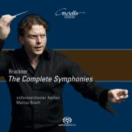 Complete Symphonies : M.Bosch / Aachen Symphony Orchestra (10SACD)(Hybrid)