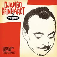 Django Reinhardt On Vogue:1934-1951 (8CD)