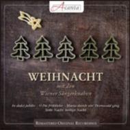 クリスマス聖歌集 ウィーン少年合唱団