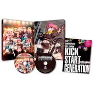 �L�����L�� 5th Anniversary Live Anime KICK START GENERATION �yBlu-ray�z
