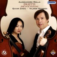 ヴァイオリン二重奏曲集 サバディ、チェン・ジュウ