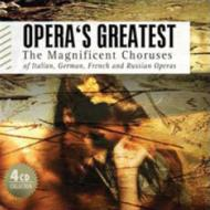 オペラ合唱曲集(4CD)
